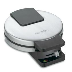 Cuisinart Round Classic Waffle Maker Small Kitchen Appliance