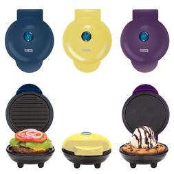 Dash Mini Maker Griddle, Waffle Maker and Grill Set  *NEW*