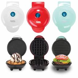 Dash Mini Maker Griddle, Waffle Maker and Grill Set  *NEW* !
