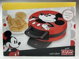 Disney DCM-12 Mickey Mouse Waffle Maker Red
