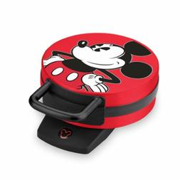 dcm 12 red mickey mouse waffle maker