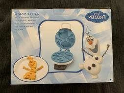 Disney Frozen Olaf Waffle Maker - Do You Want to Build a Sno