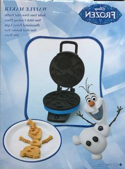 Disney Frozen Olaf Waffle Maker - Makes Olaf the Snowman Waf