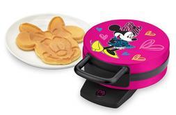 Disney DMG-31 Minnie Mouse Waffle Maker Non-Stick Baking Pla