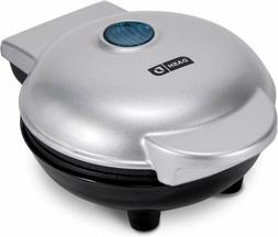 Dash DMS001SL Mini Maker Electric Round Griddle for Individu