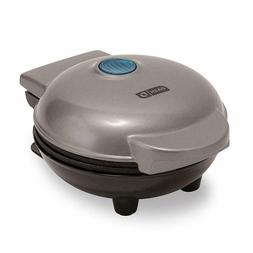 Dash DMW001GY Mini Maker Electric Round Griddle for Individu