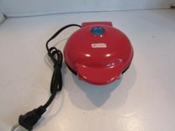Storebound DMW001RD Dash Go Mini Waffle Maker Red NEW Perfec