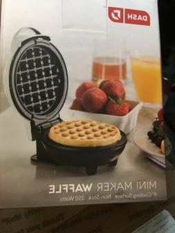Dash DMW001WH Mini Waffle Maker White-Gifting Cute & Compact
