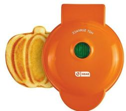 dmwp001or mini waffle maker machine for pumpkin