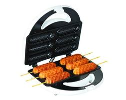 Hot Dog Waffle Sausage Maker Electric Pancake New Cake Cooki