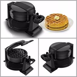 Double Belgian Waffle Maker Commercial Professional Small Ki