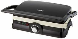 Oster DuraCeramic Panini Maker and Grill New