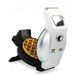 Kalorik Easy Pour Sloped Waffle Maker with No-spill Technolo