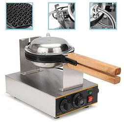 VEVOR Egg waffle maker FY-6 Commercial Use, Restaurant Grade