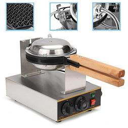 VEVOR Egg waffle maker FY-6 Commercial Use, Restaurant Grade