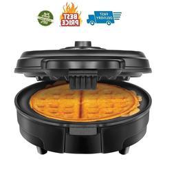 Electric Belgian Waffle Maker Nonstick Breakfast Kitchen Coo