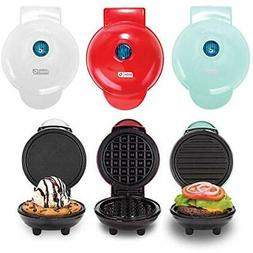 Dash Electric Griddles Mini Maker Griddle, Waffle And Grill