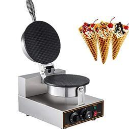 SmarketBuy Electric Ice Cream Waffle Cone Maker 1000W Nonsti
