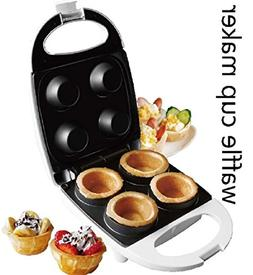 J-JATI Electric waffle 4 cup maker white SW012