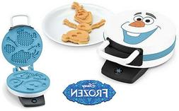 Disney Frozen Build Your Own Olaf Waffle! Breakfast Non-Stic