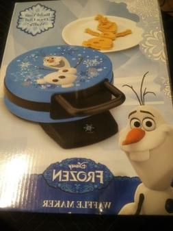 frozen build your own olaf waffle breakfast