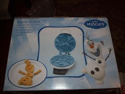 Frozen Olaf Disney Waffle Maker Kids Kitchen Appliance------