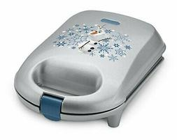 Disney Frozen Waffle Maker Olaf Shaped Electric Non Stick Ba