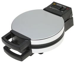 Farberware FWM800P Deluxe Belgian Waffle Maker, Chrome