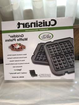 Cuisinart Griddler Waffle Plates GR-WAFP