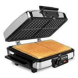 BLACK+DECKER Grill and Waffle Baker