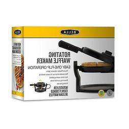 Heavy Duty Classic Rotating Belgian Waffle Maker Pro Breakfa