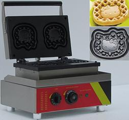 Hello Kitty waffle maker, Hello Kitty waffle machine, Hello