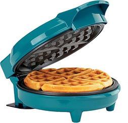 Holstein Housewares HH-09037016E Waffle Maker, Teal