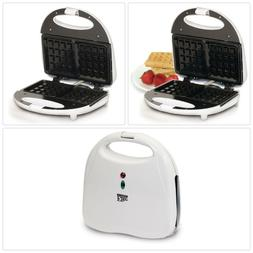 HOME BELGIAN WAFFLE MAKER Kitchen Dining Non Stick Waffles P