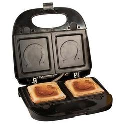 Pangea Brands Indianapolis Colts Sandwich Press/Waffle Maker