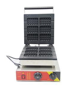 Hanchen Instrument NP-506 6pcs Commercial Waffle Maker Elect