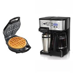 Hamilton Beach K-Cup 1-12 Cup Coffeemaker + Proctor Silex Be