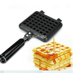 Kitchen Cooking Non-stick Waffle Maker Pancake Machine Mould