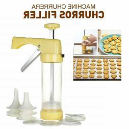 Kitchen Dining Bakeware Cookie Mold Machine Churreria Churro