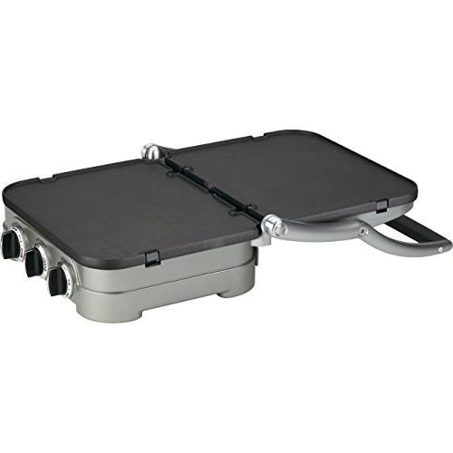 Cuisinart 5-in-1 Panini Maker Bundle Waffle Grill