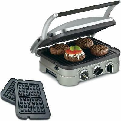 1 grill griddler panini maker
