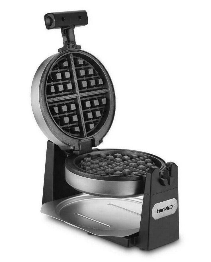 Cuisinart 1000W Belgian Maker - Stainless