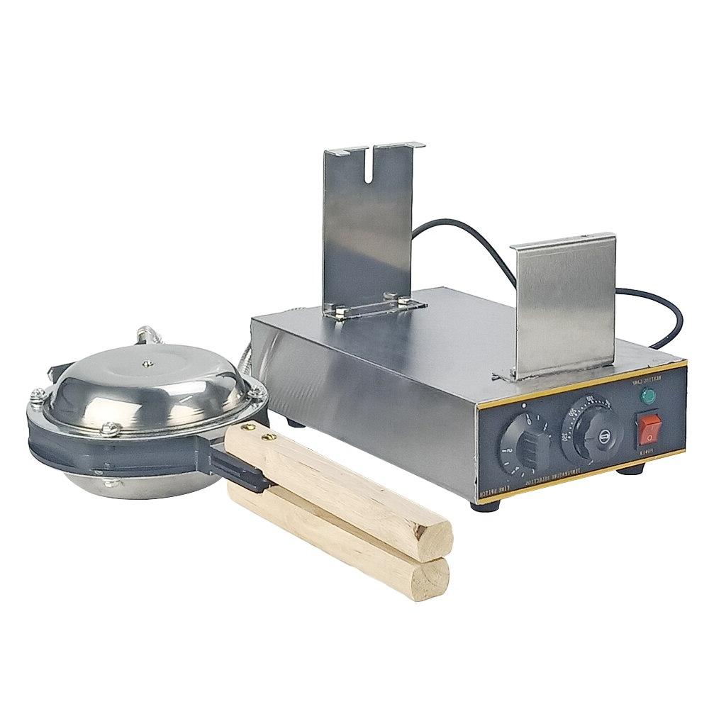 1400W Commercial Electric Egg Non-stick Eggettes Puff Cake Egg Cake Oven