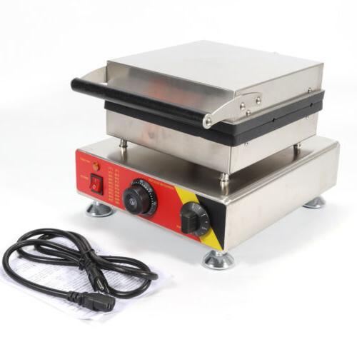 Waffle Dog Stick Iron