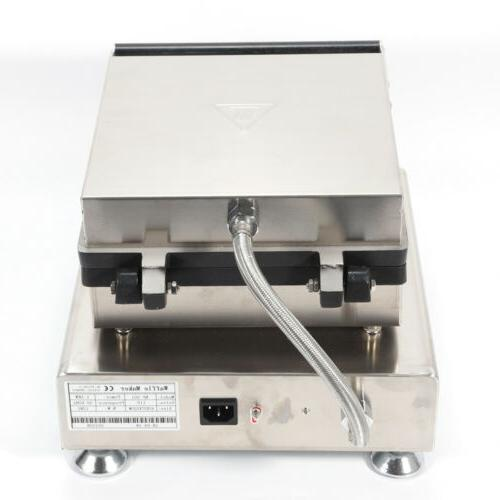 Commercial Waffle Iron