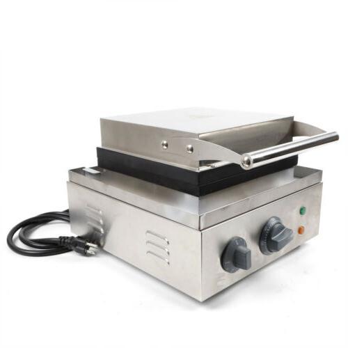 Crepe Maker Machine Pancake Griddle Electric Nonstick 1550W