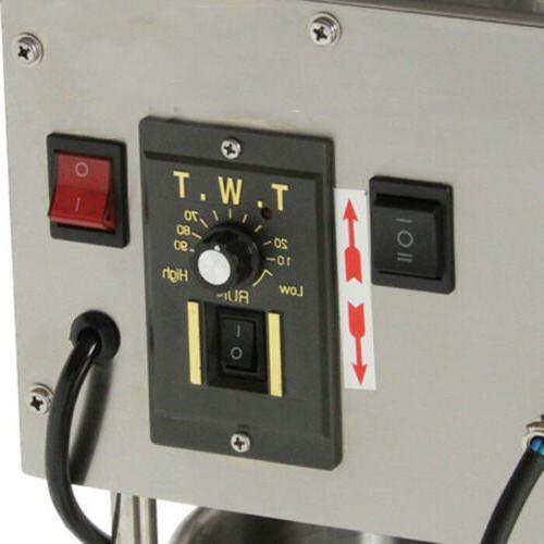 15L 25W Commercial Machine 2 5 Models