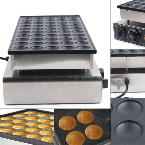 1700w Dutch Pancake Maker Iron Nonstick Waffle Maker 50-300℃