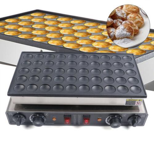 1700w Dutch Pancake Maker Iron Nonstick Maker 50-300℃