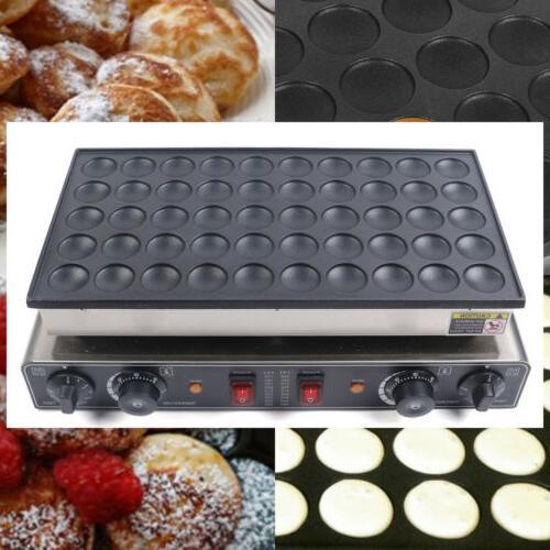 1700w electric mini dutch pancake maker iron